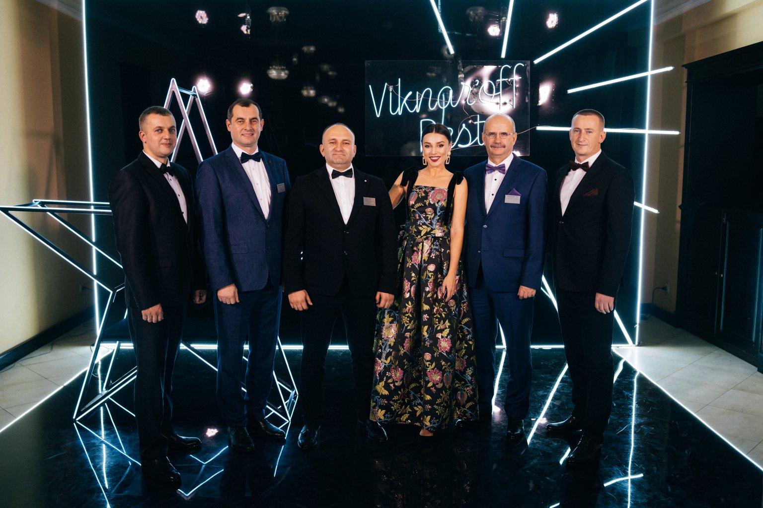 Viknar'off Best: обирай серцем вікна Viknar'off